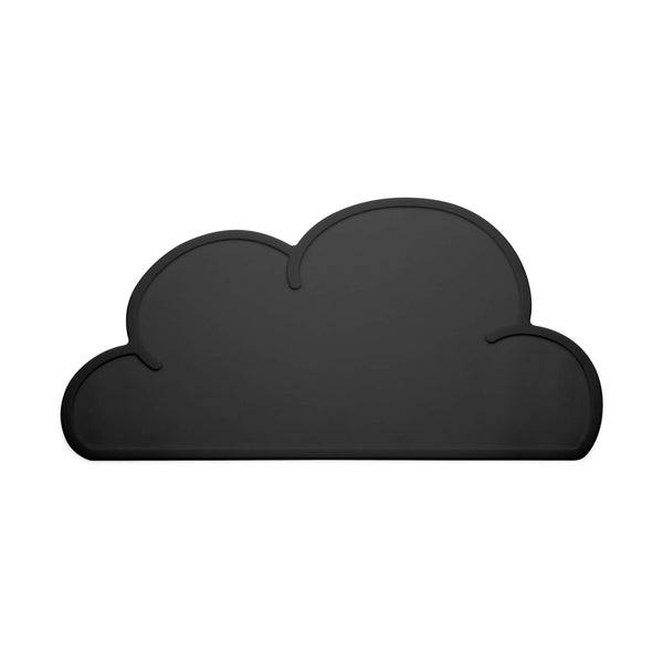 Cloud Placemat - Black