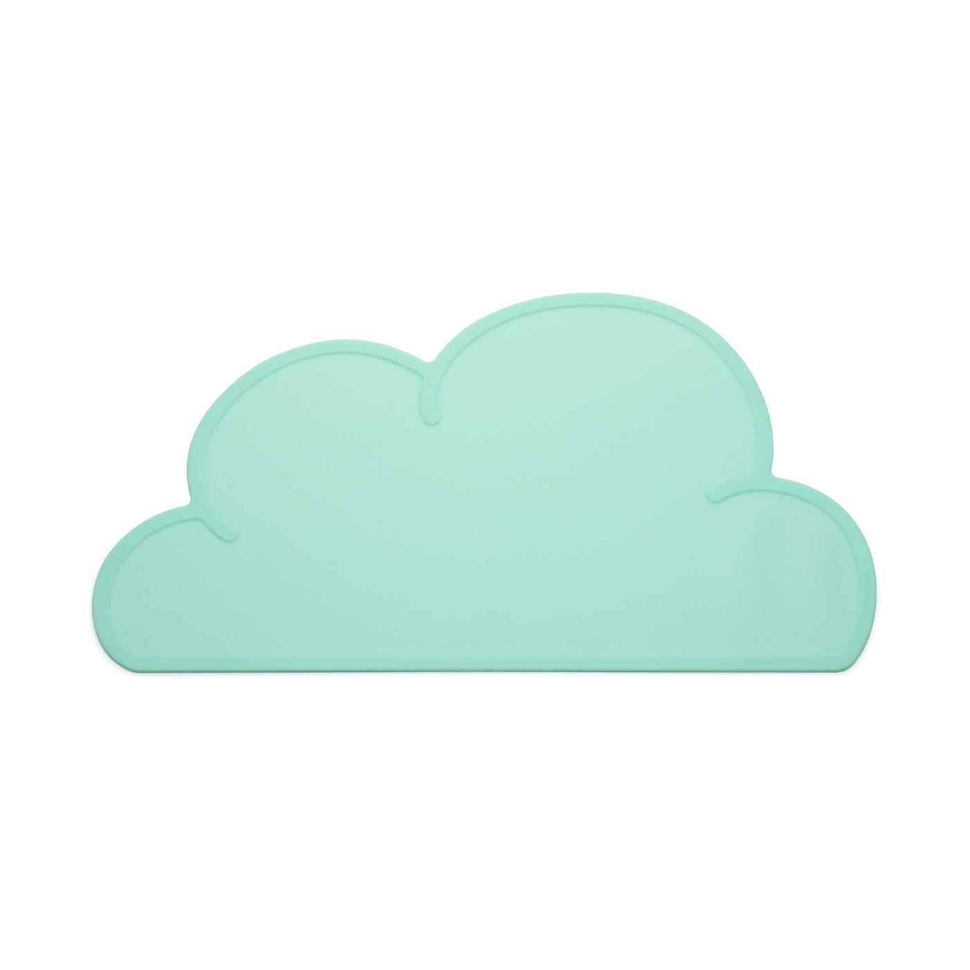 Cloud Placemat - Green
