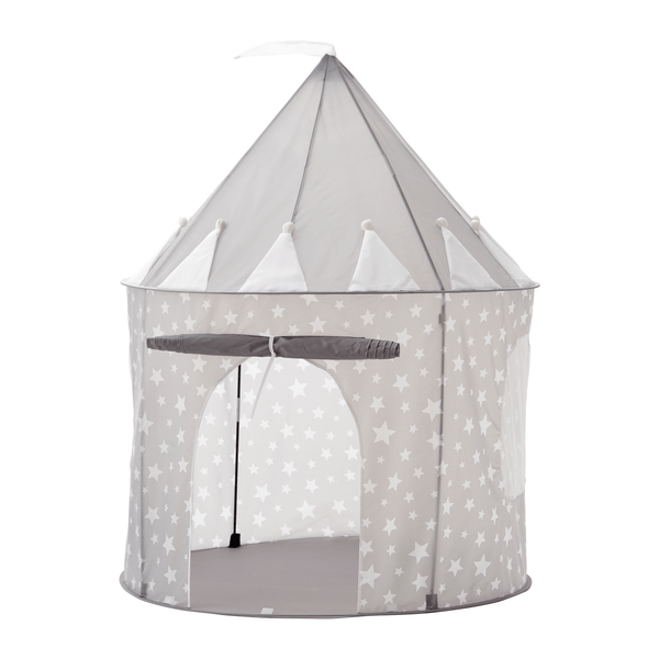 Grey Star Play Tent