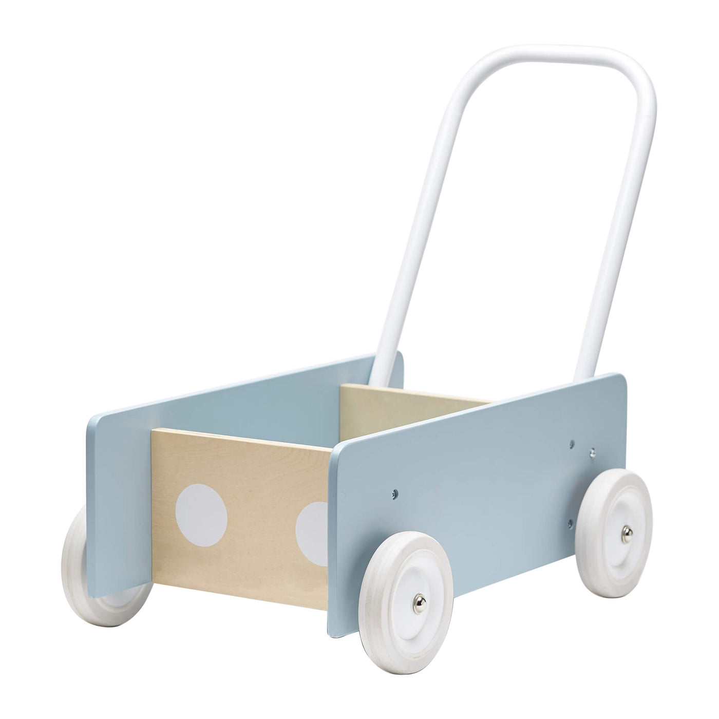 Baby Walker - Grey/ Blue