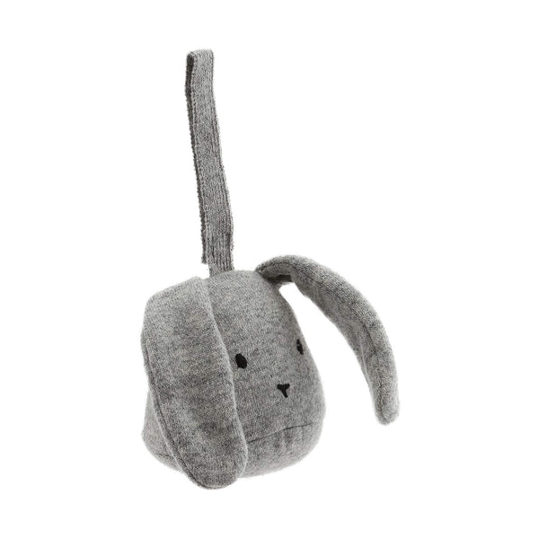 Rabbit Activity Toy - Grey