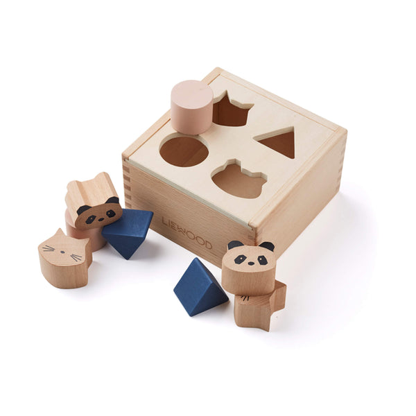 Mateo Wood Box Puzzle