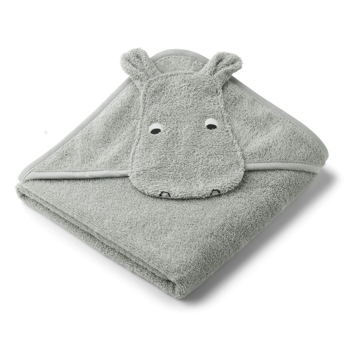 Hooded Towel - Hippo
