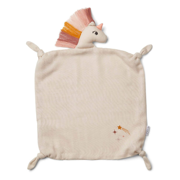Unicorn Cuddle Cloth - Sandy
