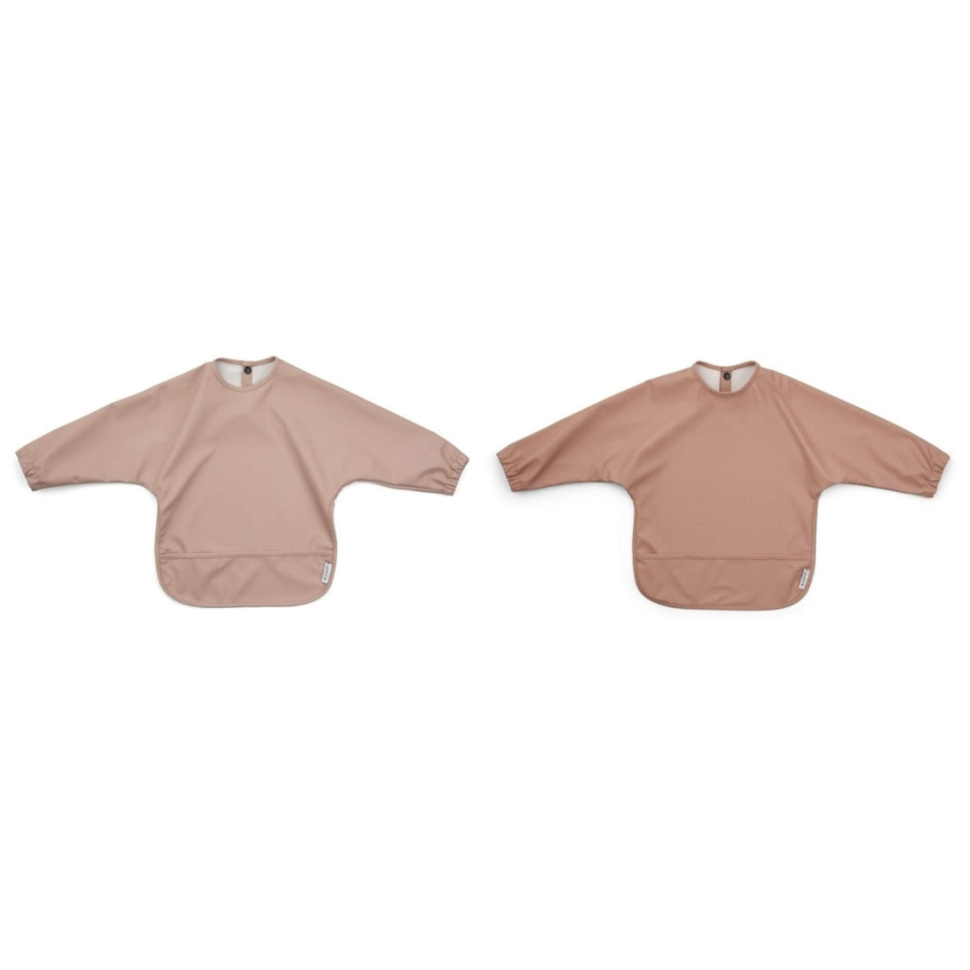 Cape Bib (2 pack) - Rose Mix