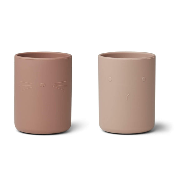 Silicone Cups - Rose Mix (Pack of 2)