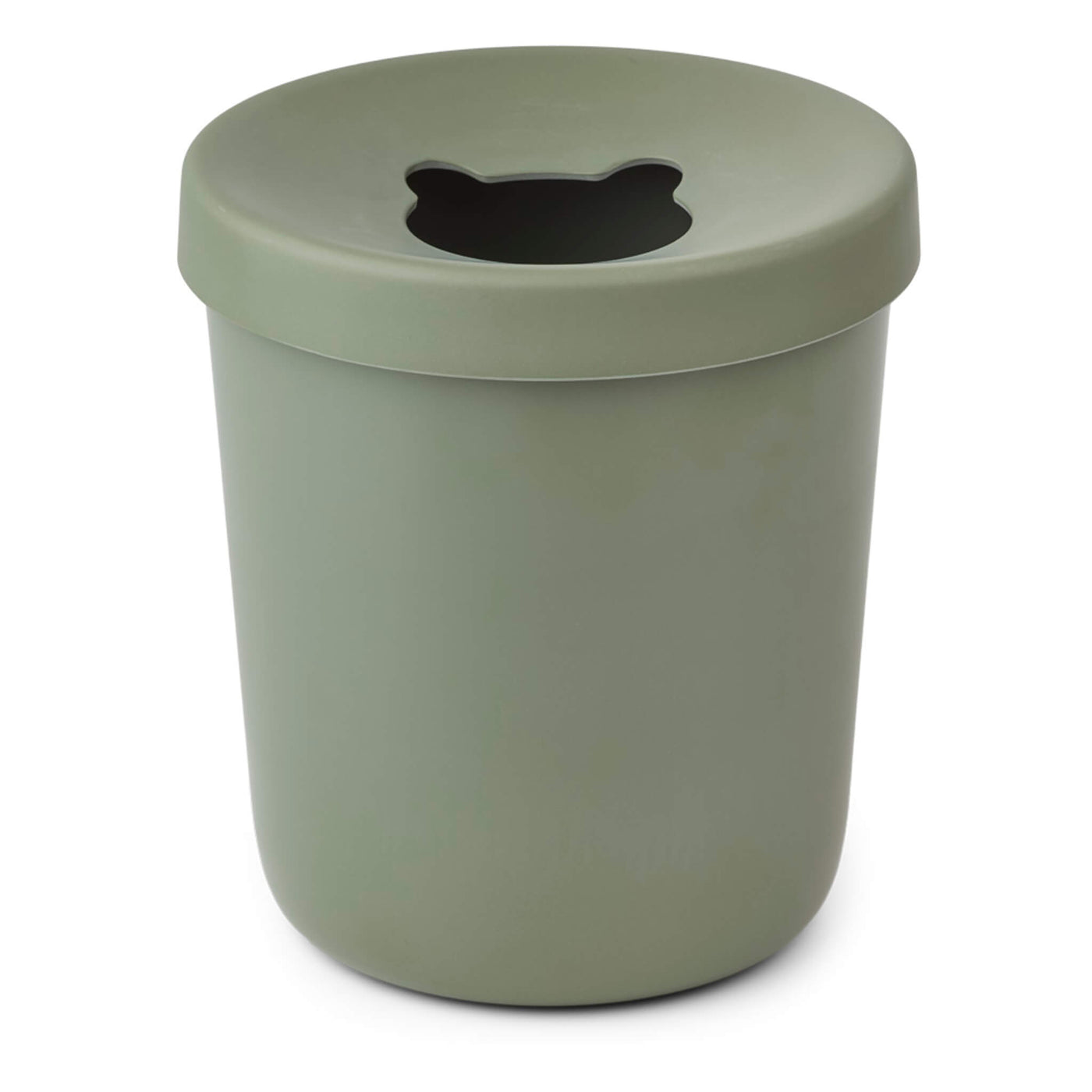 Evelina Trash Bin - Faune Green