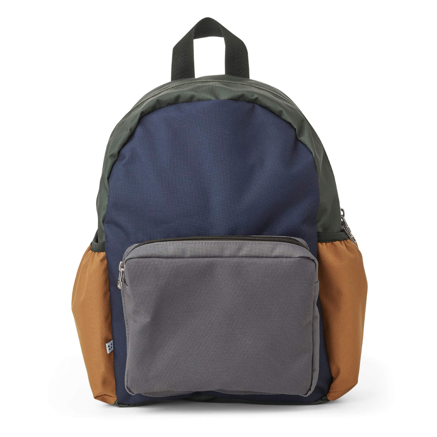 Wally Backpack - Navy Multi Mix