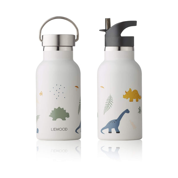 Water Bottle - Dino