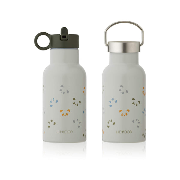 Water Bottle - Panda Dove Blue Multi Mix