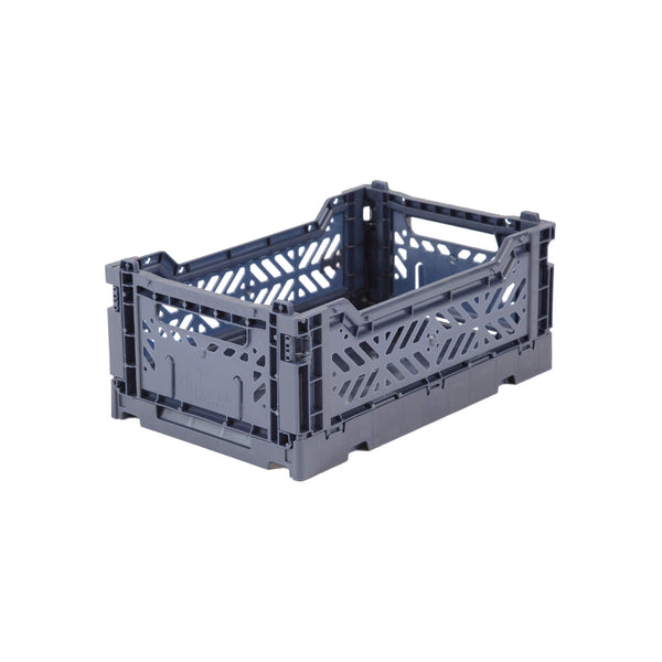 Mini Crate - Cobalt Blue