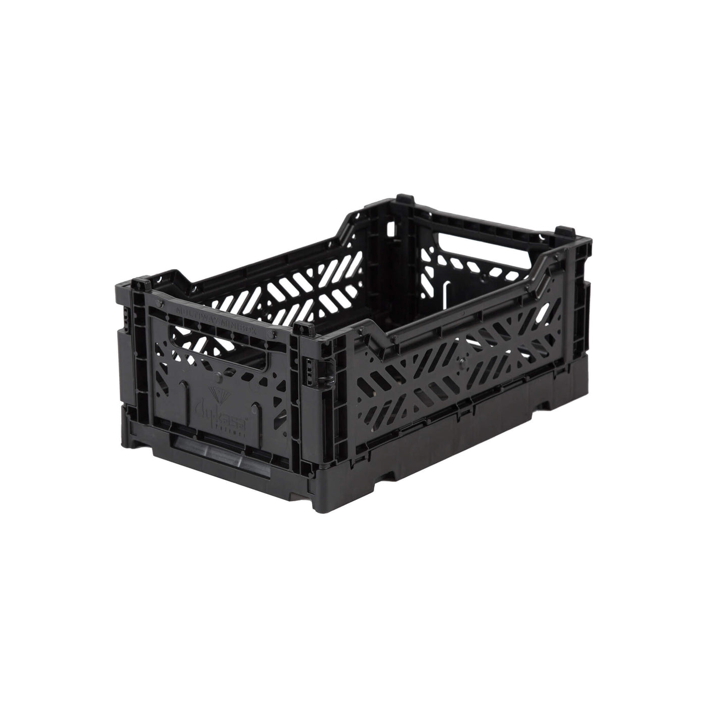 Mini Crate - Black