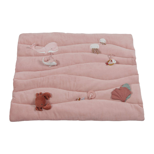 Activity Play Mat - Pink