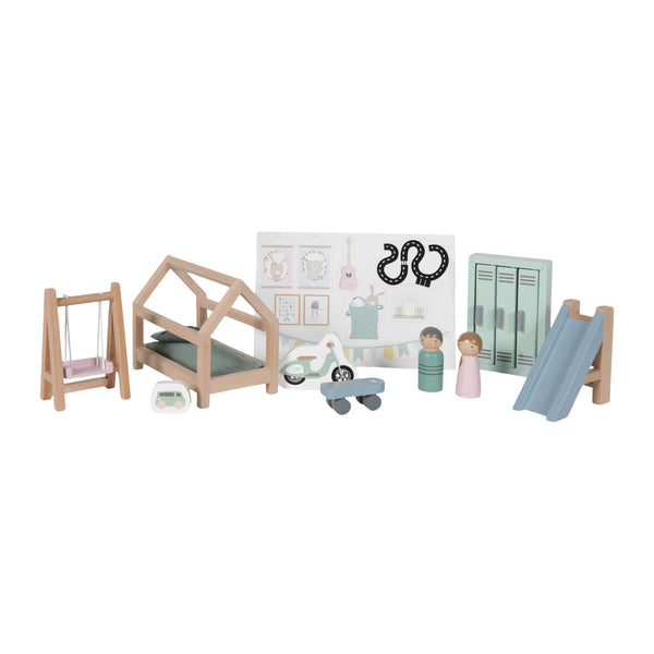 Dolls House Children's Room Set