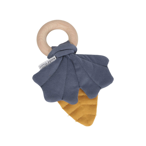 Crinkle Leaves Toy -  Pure & Nature Blue