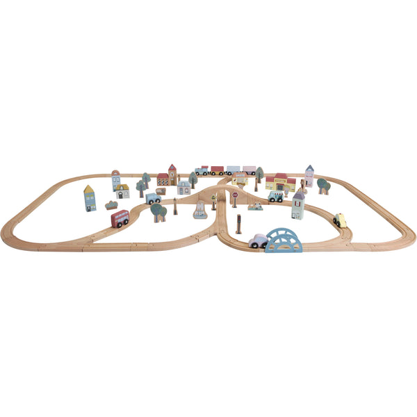 Railway Train Set - XXL