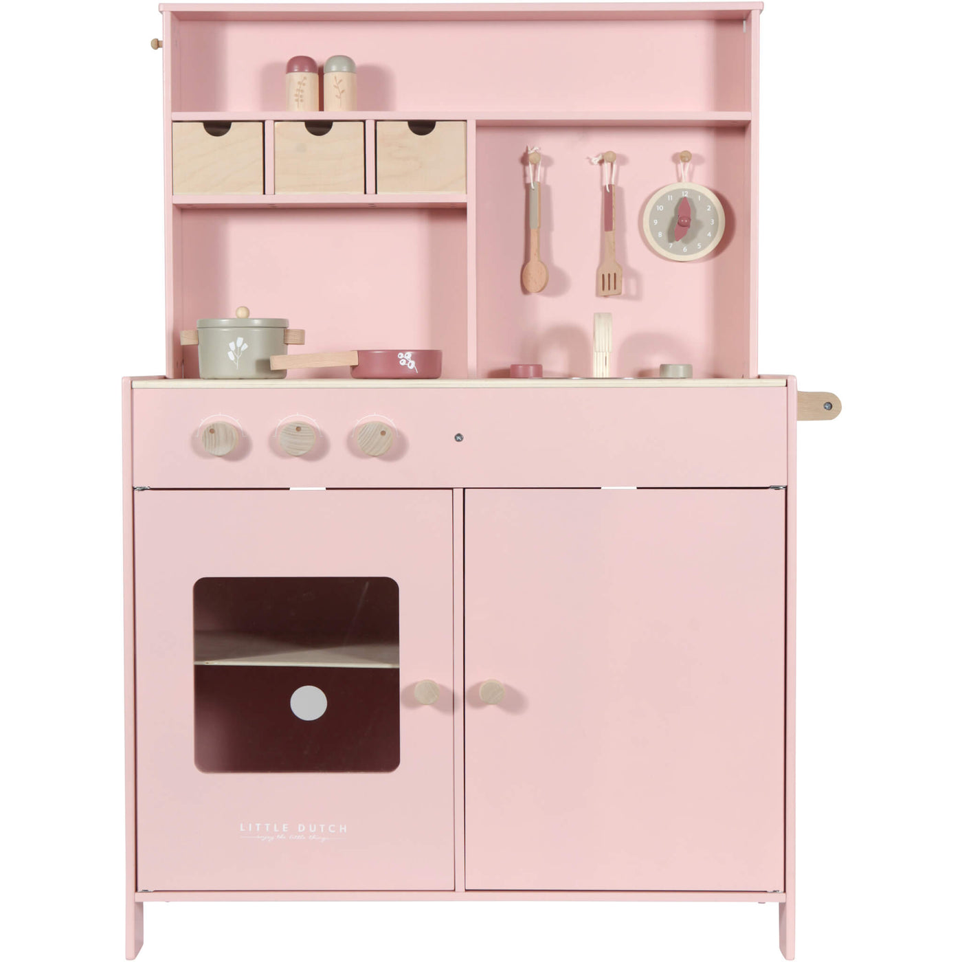 Play Kitchen - Pink