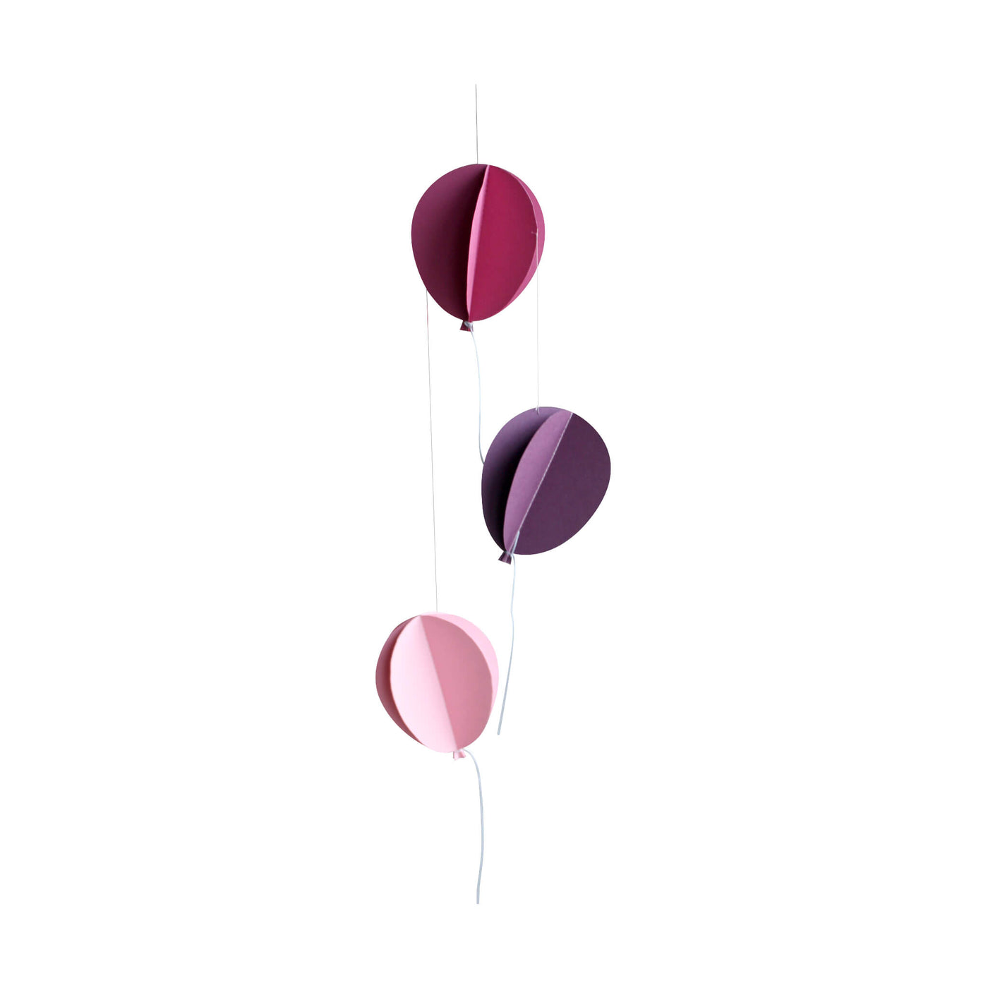 Balloon Mobile - Pinks/ Purples