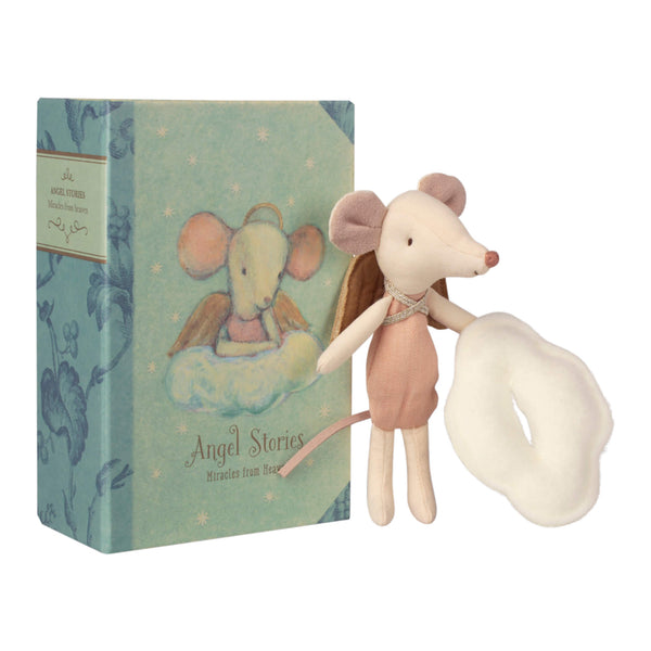 Angel Mouse in Box