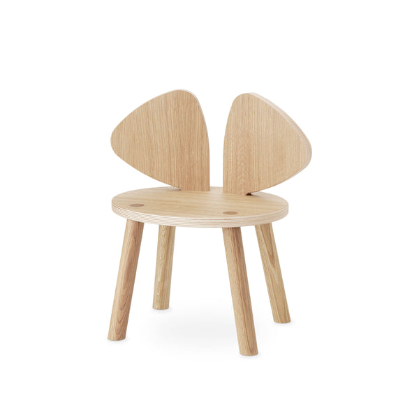 Oak Mouse Chair