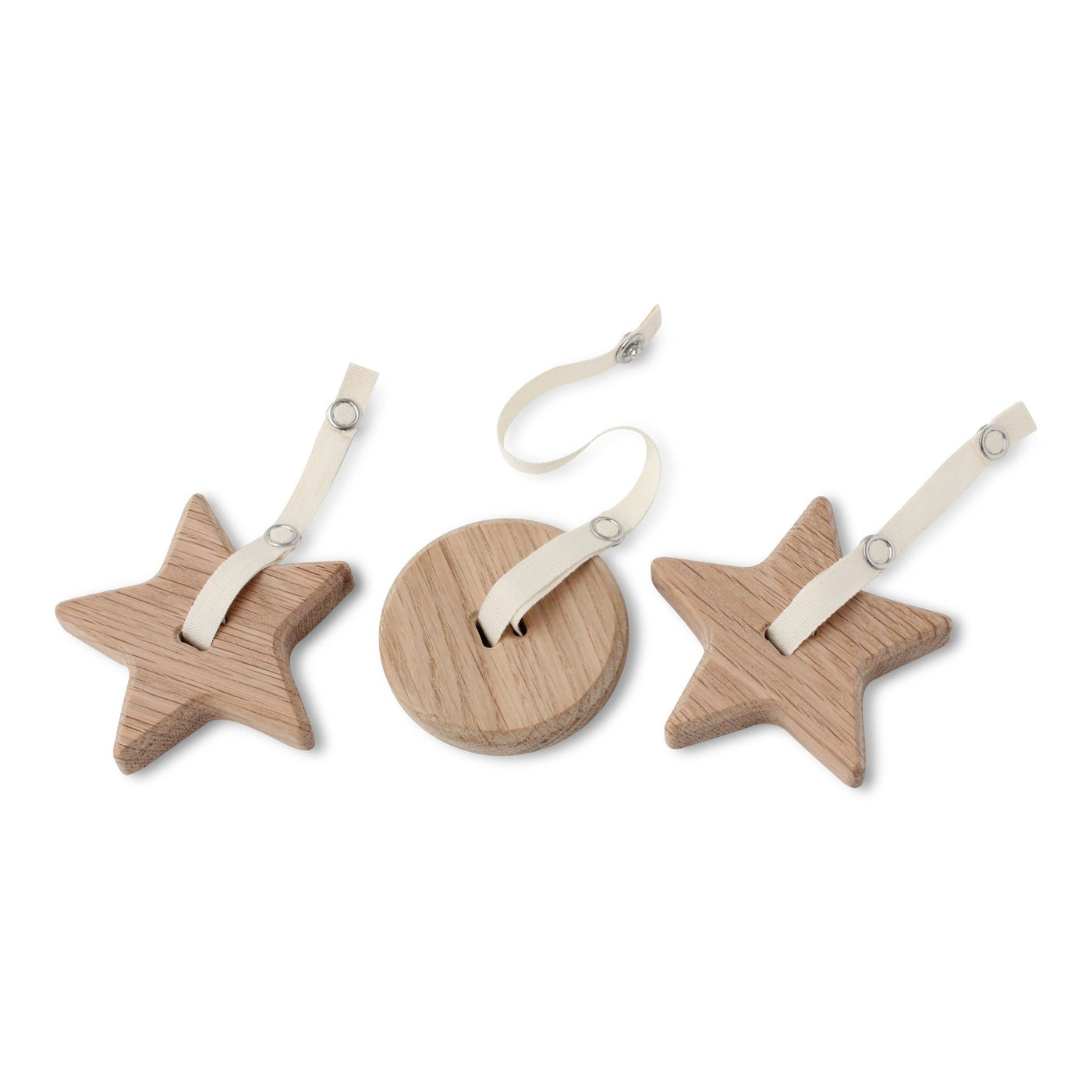 Reach Baby Gym Toys - Naked Oak set
