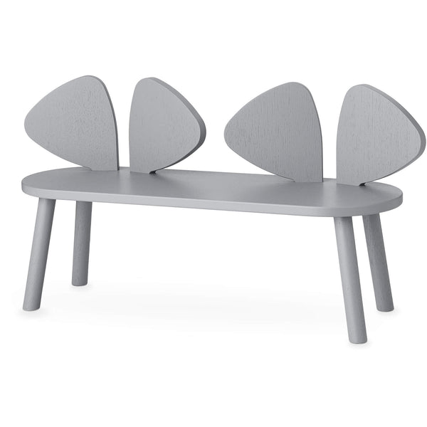 Grey Mouse Bench