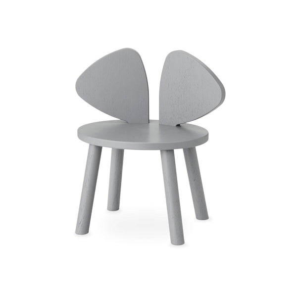 Grey Mouse Chair