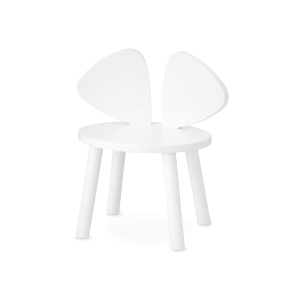 White Mouse Chair