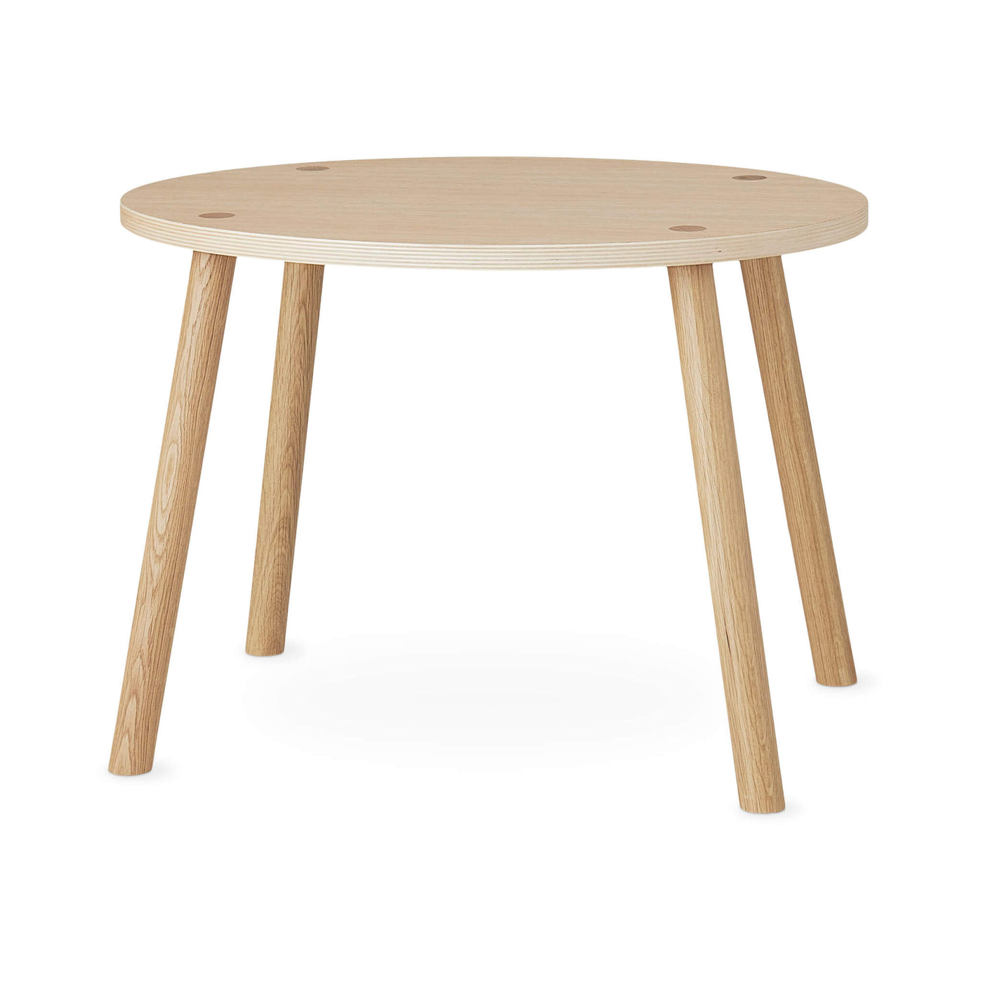 Oak Mouse Table