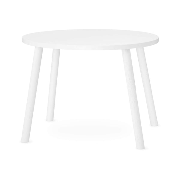 White Mouse Table