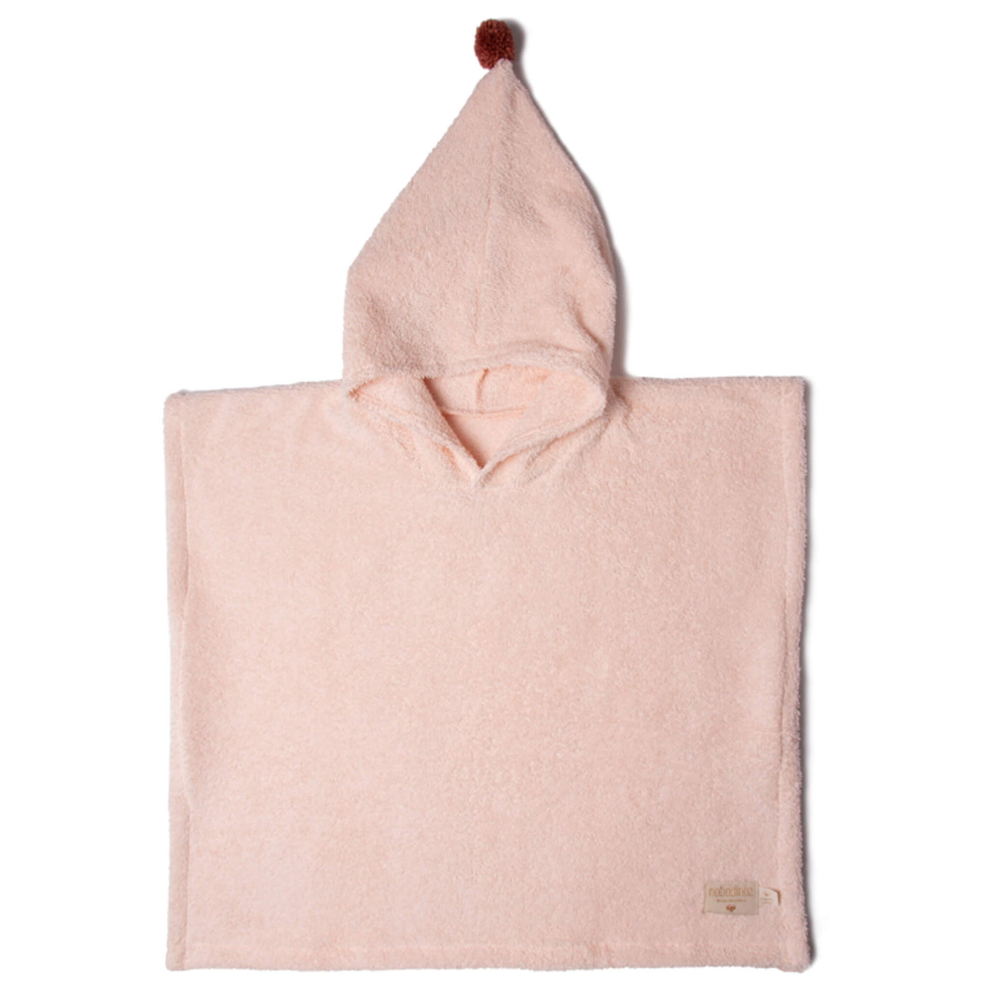 So Cute Bath Poncho - Dream Pink