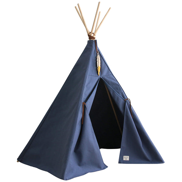 Nevada Teepee - Aegean Blue