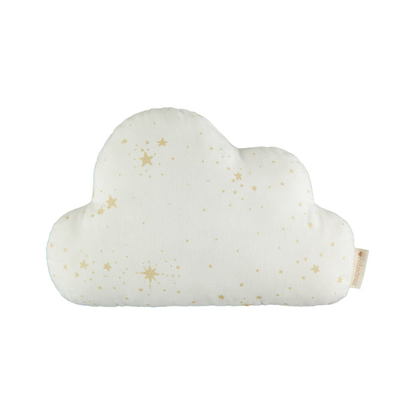 Cloud Cushion - Gold Stella