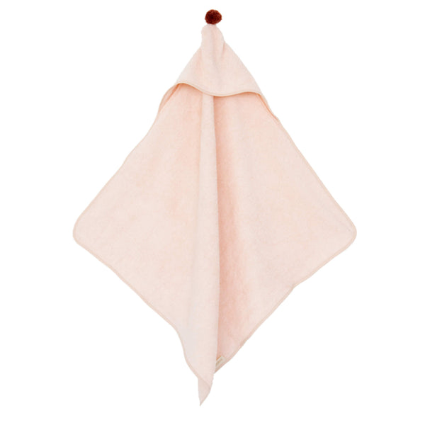 So Cute Baby Bath Cape - Dream Pink