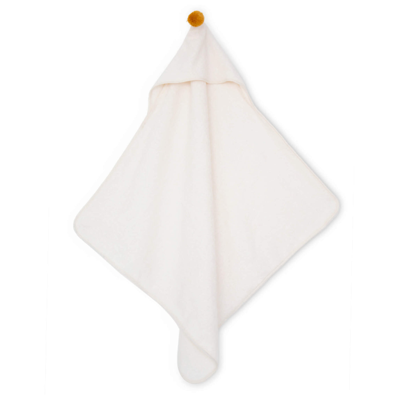 So Cute Baby Bath Cape - Natural
