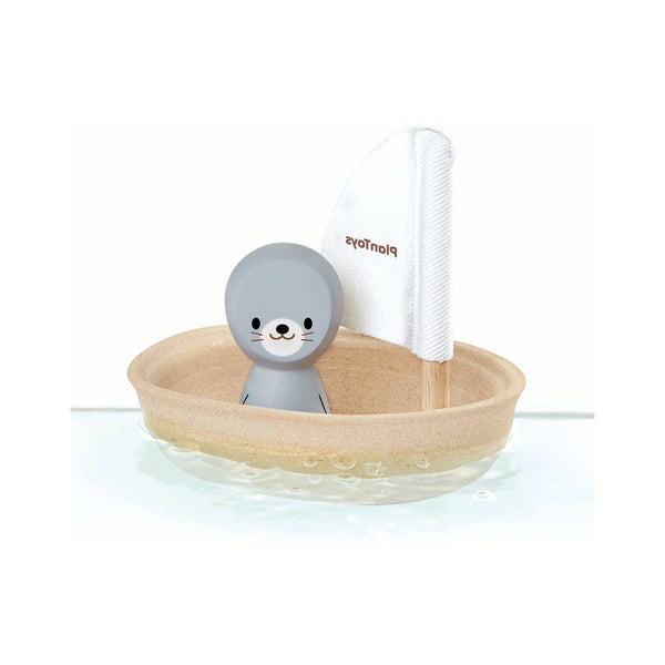 Seal Sailing Boat Bath Toy