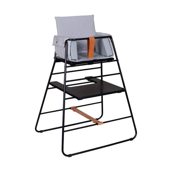 TOWERblock Side Bolsters for TOWERchair High Chair black chair
