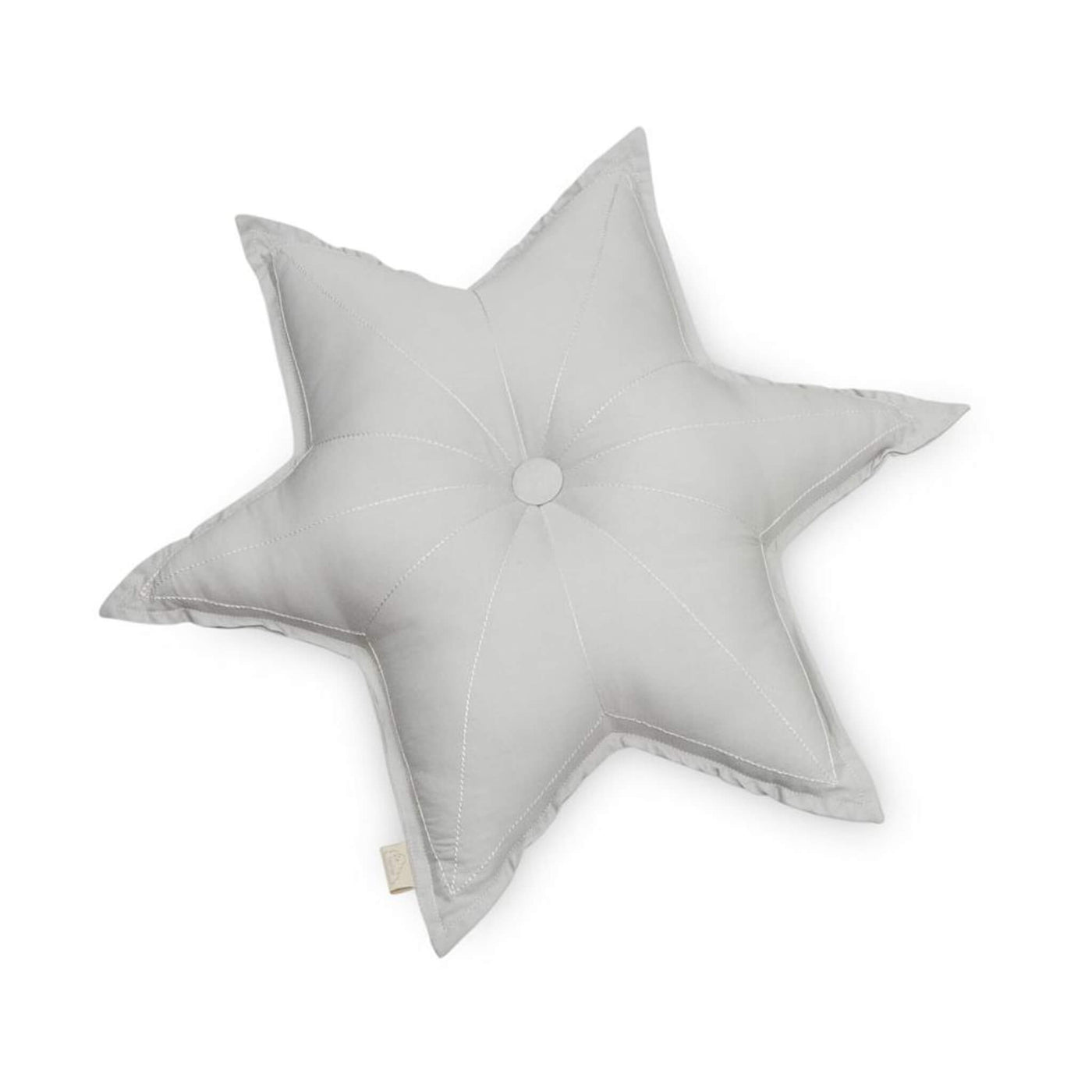 Star Cushion - Grey