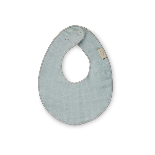 Teething Bib - Petrol