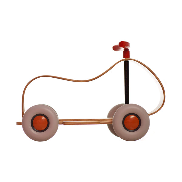Ride on Wooden Car
