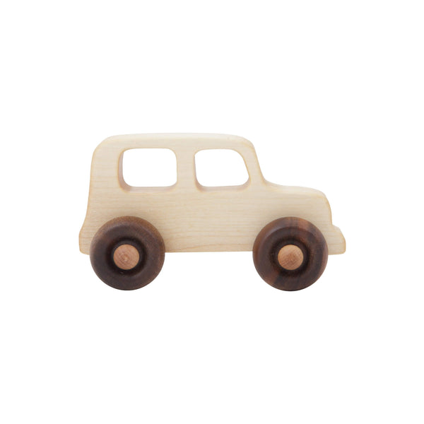 Off Road Wooden Car