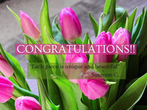 Congratulations to our March gift certificate winner! Line of Love Jewellery