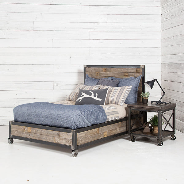 Semi Industrial Bed