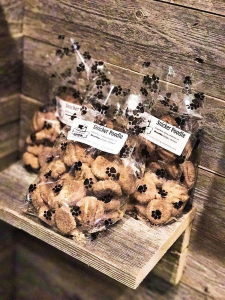 Snickerpoodle Treat Bags