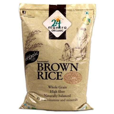 24 Mantra Brown Rice