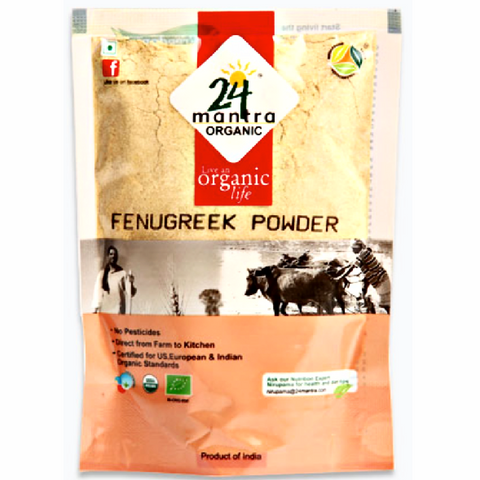 Fenugreek (Methi) Powder - Organic