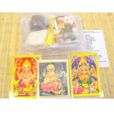 3 in 1 Pooja Box (kit)