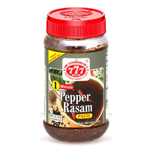 777 Instant Pepper Rasam Paste 300gm