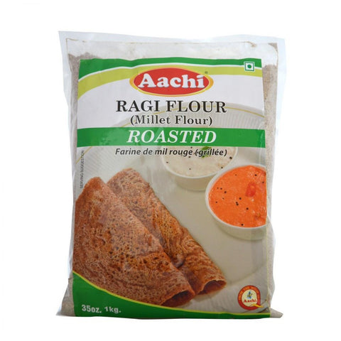 Aachi Ragi Flour Roasted