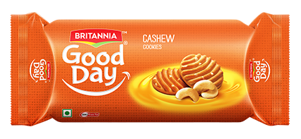 Britannia Good Day Cashew